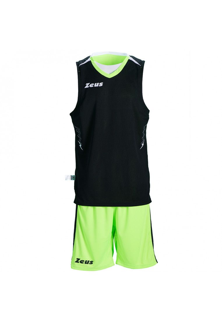 Баскетбольная форма Zeus KIT JAM VF/NE Z00736