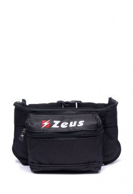 Спортивная сумка Zeus BAG CITY DEMO NERO Z00752 Сумка на пояс Zeus MARSUPIO TETEUNOS NERO Z00747