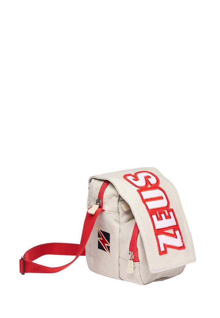 Спортивная сумка Zeus BAG CITY ZEUS GG/RE Z00754