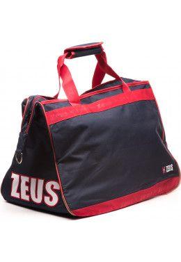 Спортивная сумка Zeus BORSA SWIM BL/RE Z00758