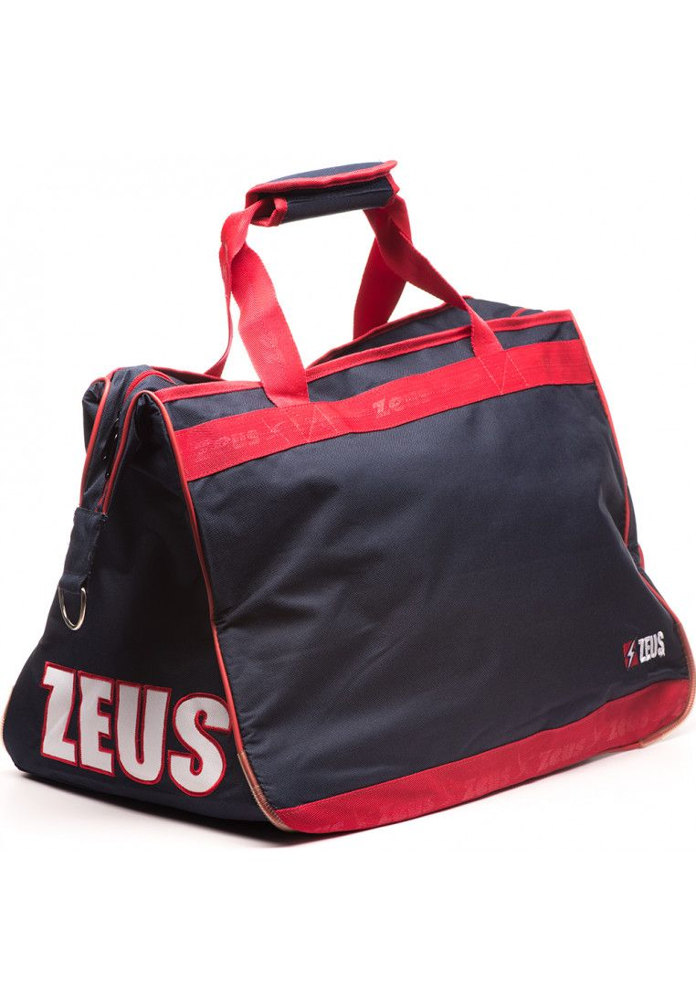 Спортивная сумка Zeus BORSA SWIM BL/RE Z00758
