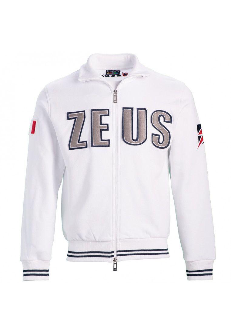 Спортивная кофта Zeus FELPA ZEUS BI/GR Z00763