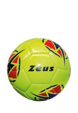 Мяч футбольный Zeus PALLONE TRAINING NE/VF RC Z01386 Мяч футбольный Zeus PALLONE KALYPSO FLUO 5 Z00775