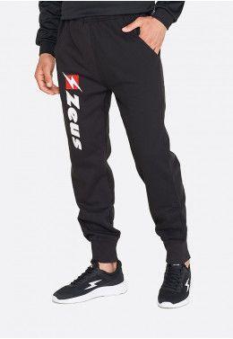 Спортивный костюм Zeus TUTA SHOX NE/BI Z00956 Спортивные штаны Zeus PANT. POPPY NERO Z00778