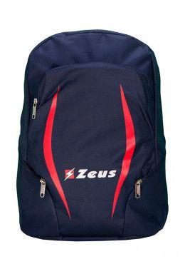 Спортивный рюкзак Zeus ZAINO MADRID BL/RE Z00791