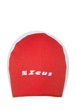Шапочка для плавания Zeus CUFFIA NUOTO EKO BL/BI Z01246 Шапочка для плавания Zeus CUFFIA NUOTO EKO RE/BI Z00825