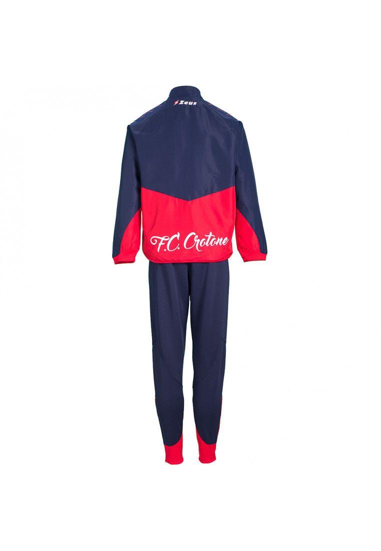 Спортивный костюм Zeus TUTA CROTONE MICRO 16/17 RE/BL Z00836