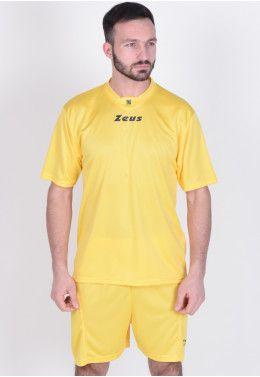 Гетры Zeus CALZA PARMA BI/NE Z00067 Футбольная форма (шорты, футболка) Zeus KIT PROMO GIALL Z00840