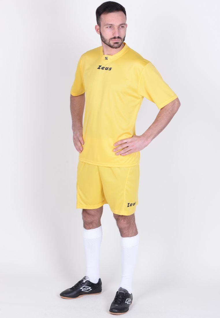Футбольная форма (шорты, футболка) Zeus KIT PROMO GIALL Z00840