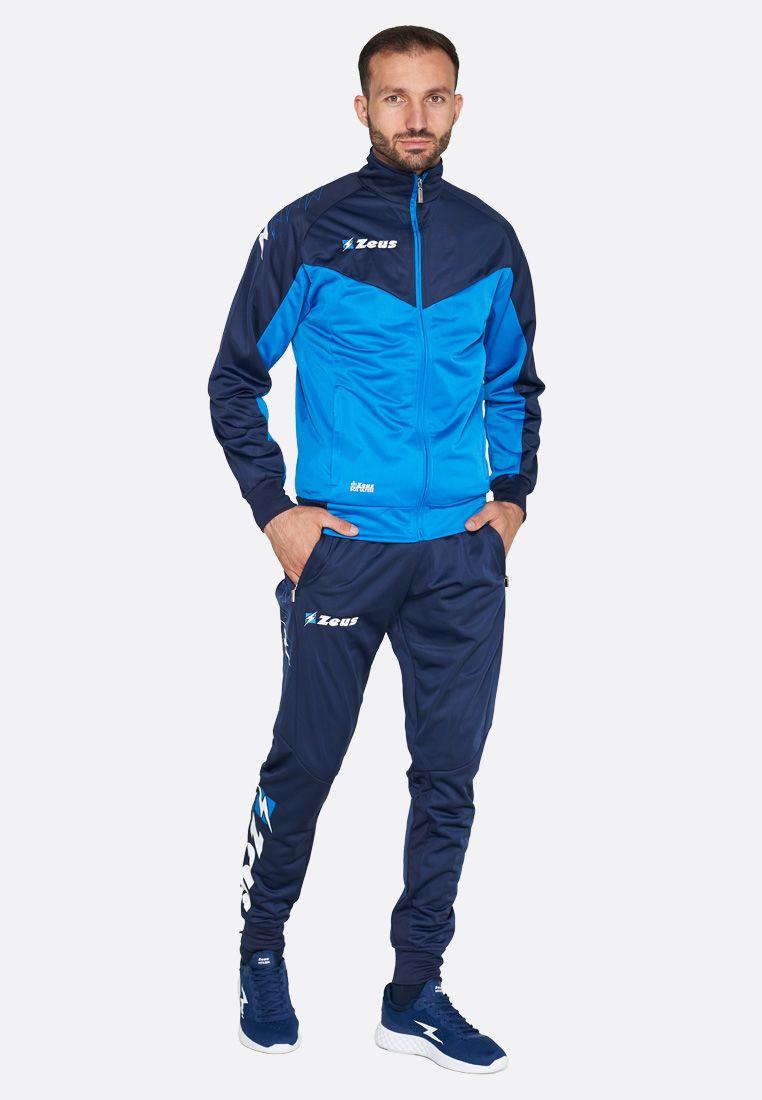 Спортивный костюм Zeus TUTA RELAX ULYSSE BL/RO Z00857