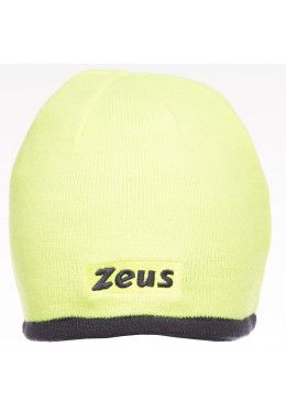 Набор (шапка, шарф, перчатки) Zeus TRIS WINTER BL/GI Z00611 Шапка Zeus ZUCCOTTO BIKOLOR ULYSSE BL/GF Z00858