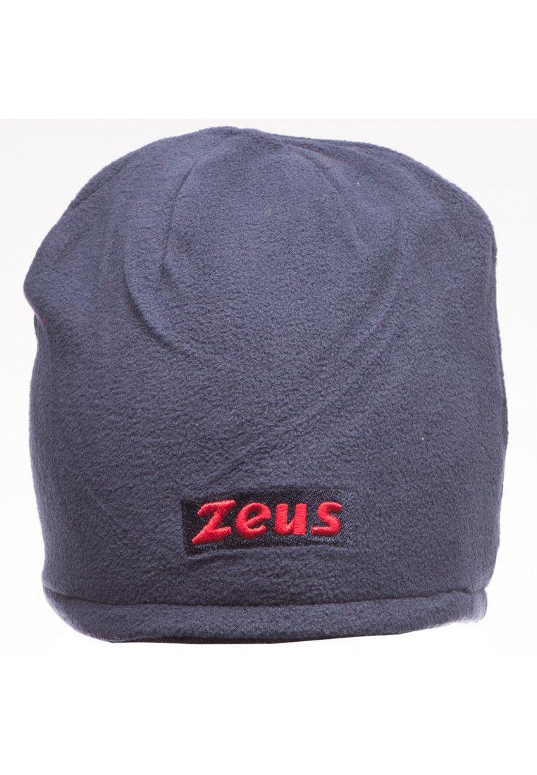 Шапка Zeus ZUCCOTTO BIKOLOR ULYSSE RE/BL Z00859