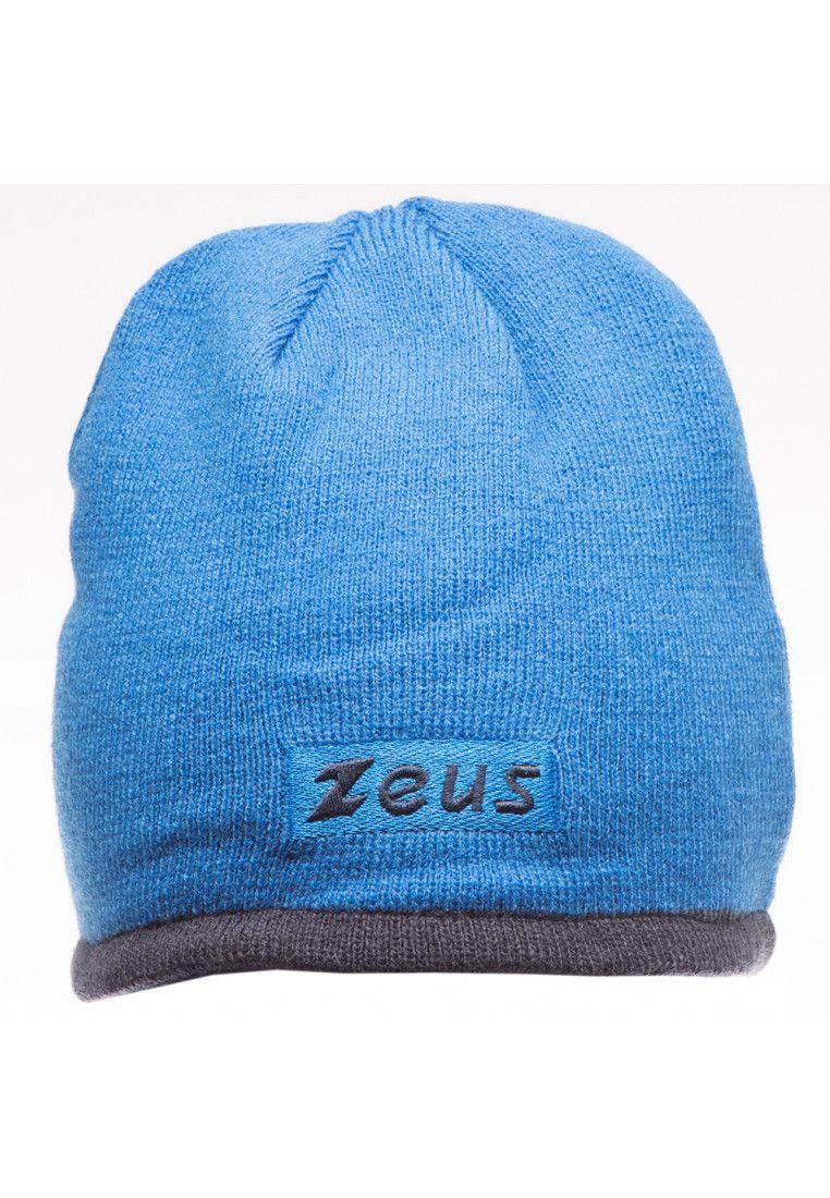 Шапка Zeus ZUCCOTTO BIKOLOR ULYSSE RO/BL Z00860