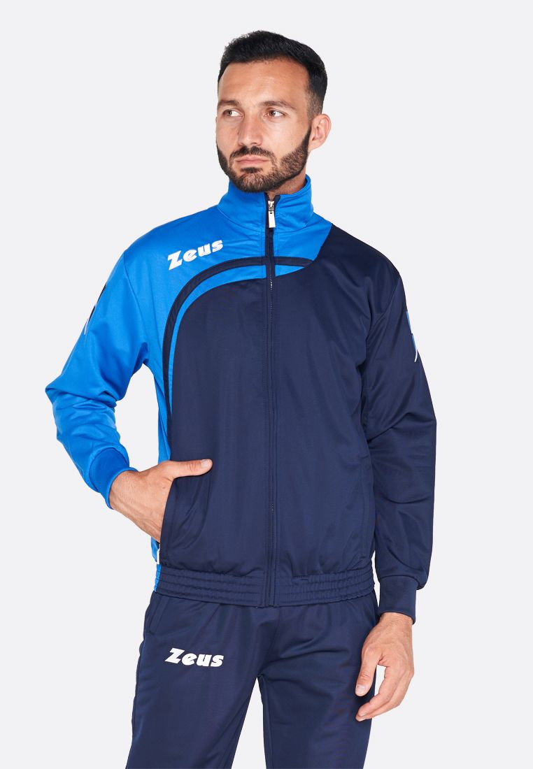 Спортивный костюм Zeus TUTA AMILKARE BL/RO Z00876