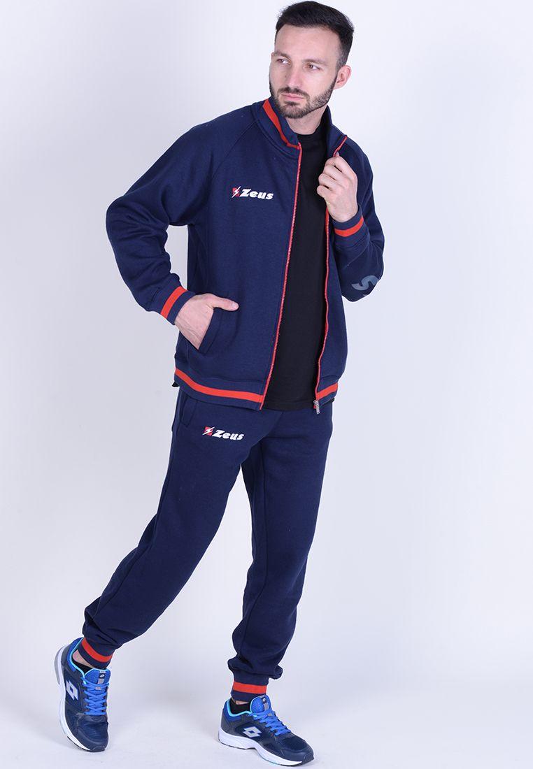 Спортивный костюм Zeus TUTA SIRIO BL/RE Z00891