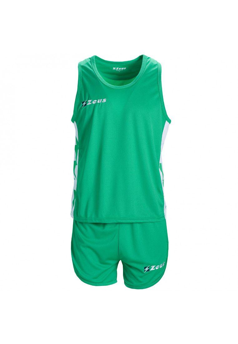 Майка для бега (+ шорты) Zeus KIT RUNNER VE/BI Z00904