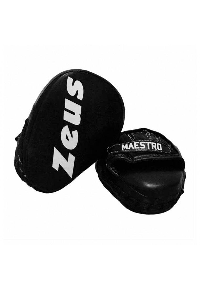 Лапы боксерские Zeus GUANTI BOXE MAESTRO NERO Z00916