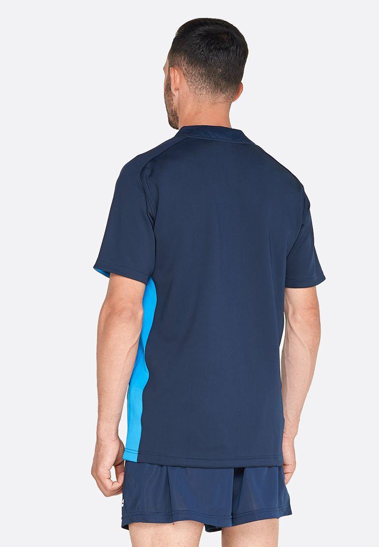 Форма для регби (шорты, футболка) Zeus KIT EAGLE BL/LR Z00927