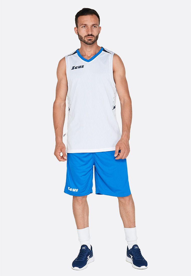 Баскетбольная форма Zeus KIT JAM RO/BI Z00929