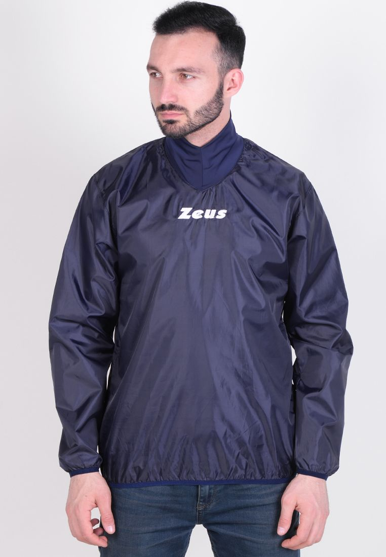Ветровка Zeus K-WAY NECK BLU Z00930
