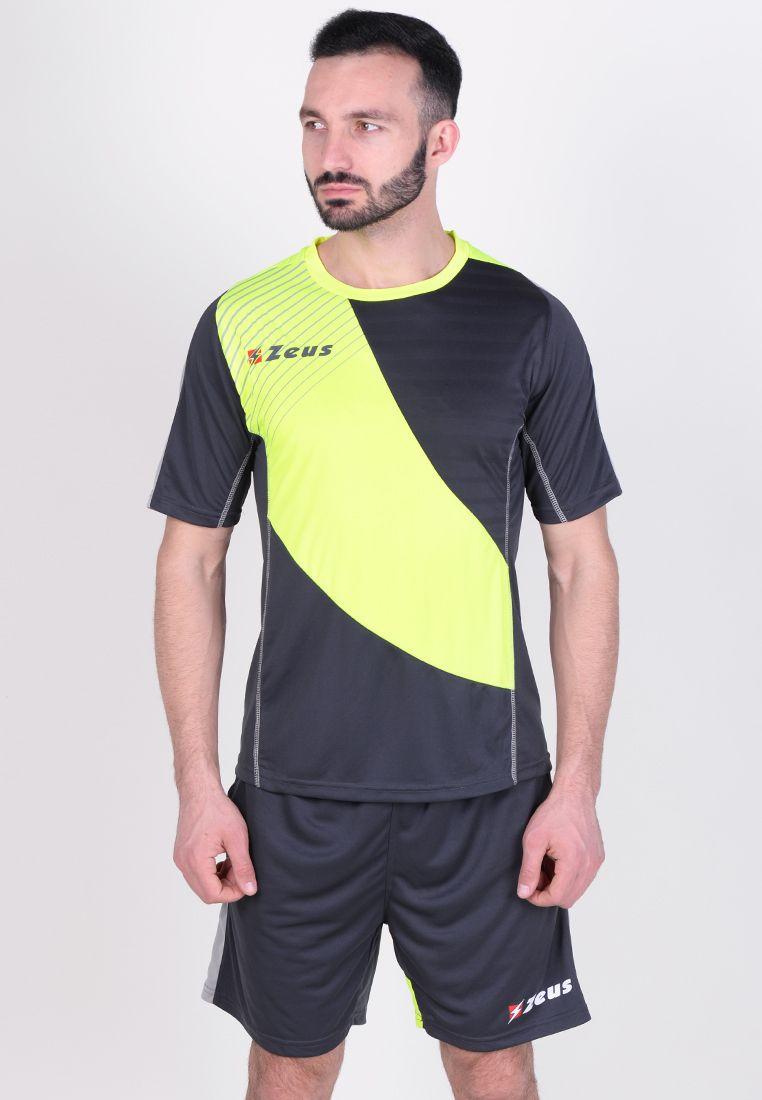 Футбольная форма (шорты, футболка) Zeus KIT ALEX GG/FL Z00933