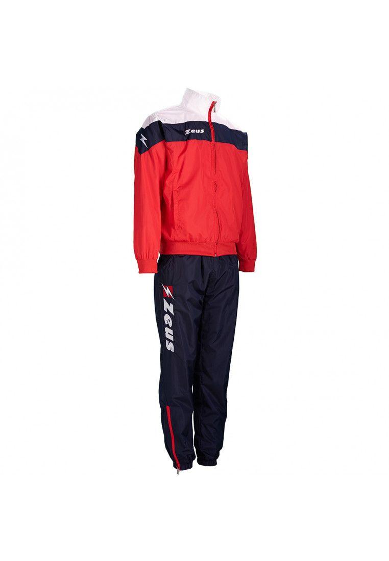 Спортивный костюм Zeus TUTA LYBRA BL/RE Z00937