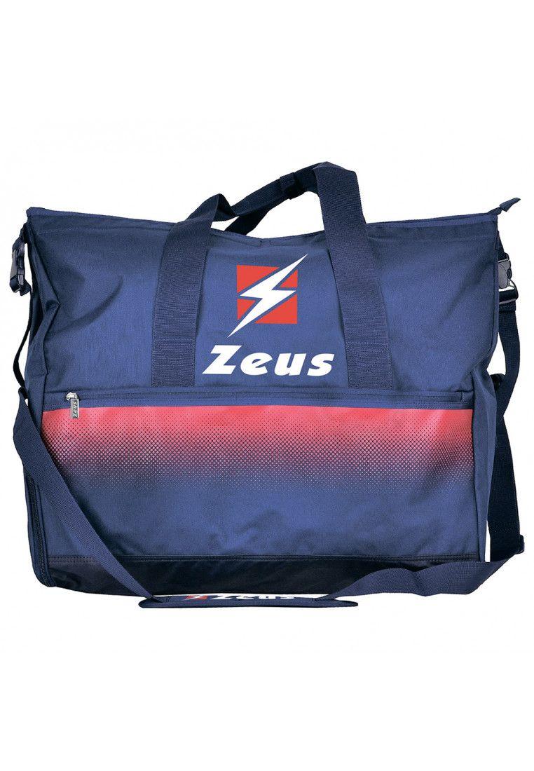 Спортивная сумка Zeus BORSA GIASONE BL/RE Z00939