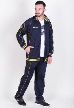 Спортивный костюм Zeus TUTA KRONO BL/BI Z00439 Спортивный костюм Zeus TUTA SHOX BL/GI Z00955