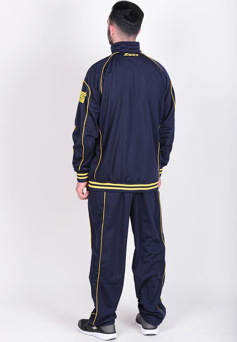 Спортивный костюм Zeus TUTA SHOX BL/GI Z00955