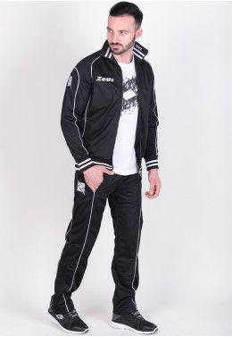 Горловик Zeus COLLARE LANA NERO Z00966 Спортивный костюм Zeus TUTA SHOX NE/BI Z00956