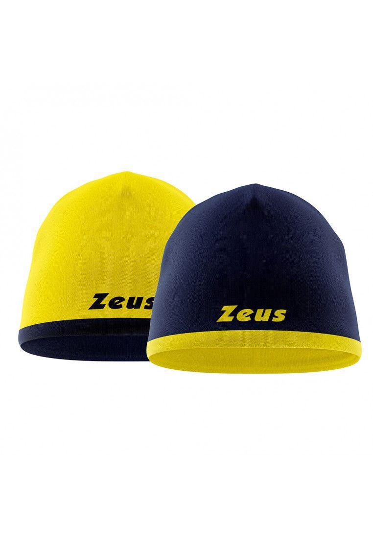 Шапка Zeus ZUCCOTTO BIKOLOR ULYSSE GI/BL Z00957
