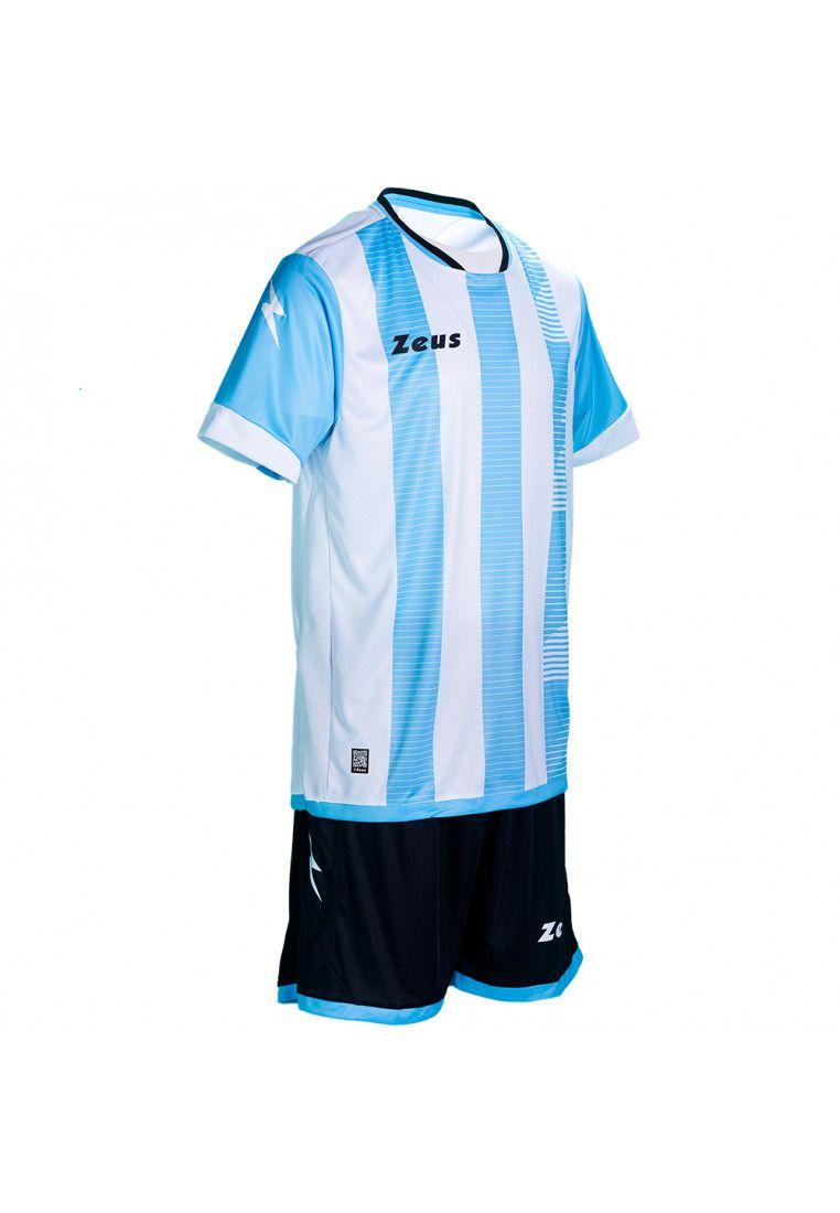 Футбольная форма (шорты, футболка) Zeus KIT MUNDIAL BI/SK Z00960