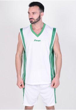 Баскетбольная форма Zeus KIT DOBLO NE/BI Z00683 Баскетбольная форма Zeus KIT BOZO BI/VE Z00967