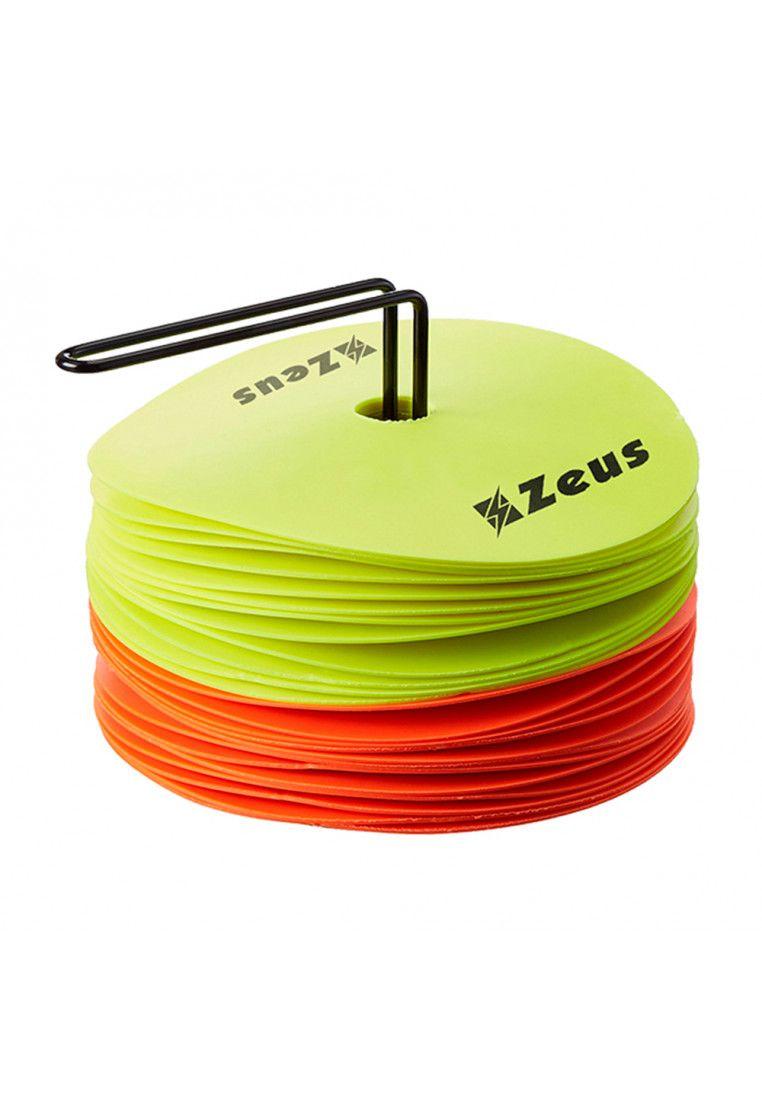 Спортивные маркеры напольные футбольные Zeus FLOOR MARKER 24 PZ (Комплект,24 штуки) Z00972