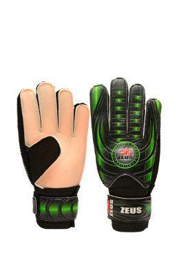 Бриджи вратарские Zeus PANT. 3/4 PORT. MONOS NERO Z00342 Вратарские перчатки Zeus GUANTO FEFE Z00980