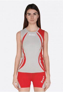 Волейбольная форма (шорты, футболка) Zeus KIT LYBRA DONNA BL/LR Z00968 Волейбольная форма (шорты, футболка) Zeus KIT KLIMA GG/RE Z00981