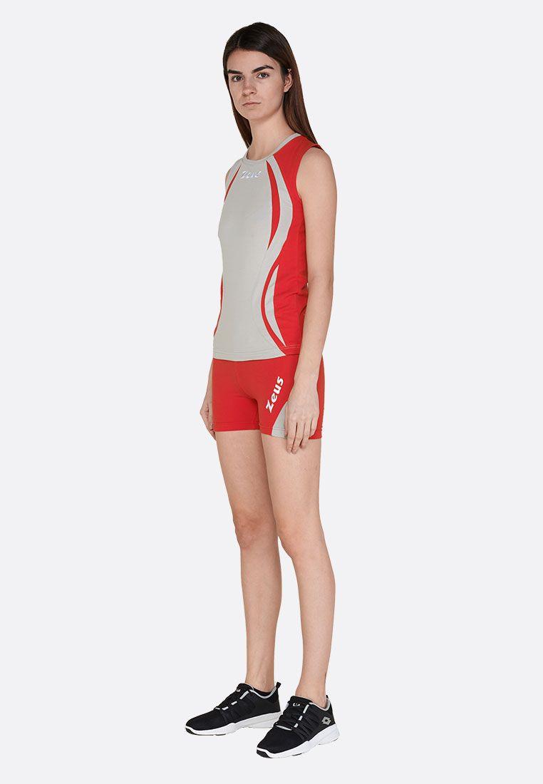 Волейбольная форма (шорты, футболка) Zeus KIT KLIMA GG/RE Z00981