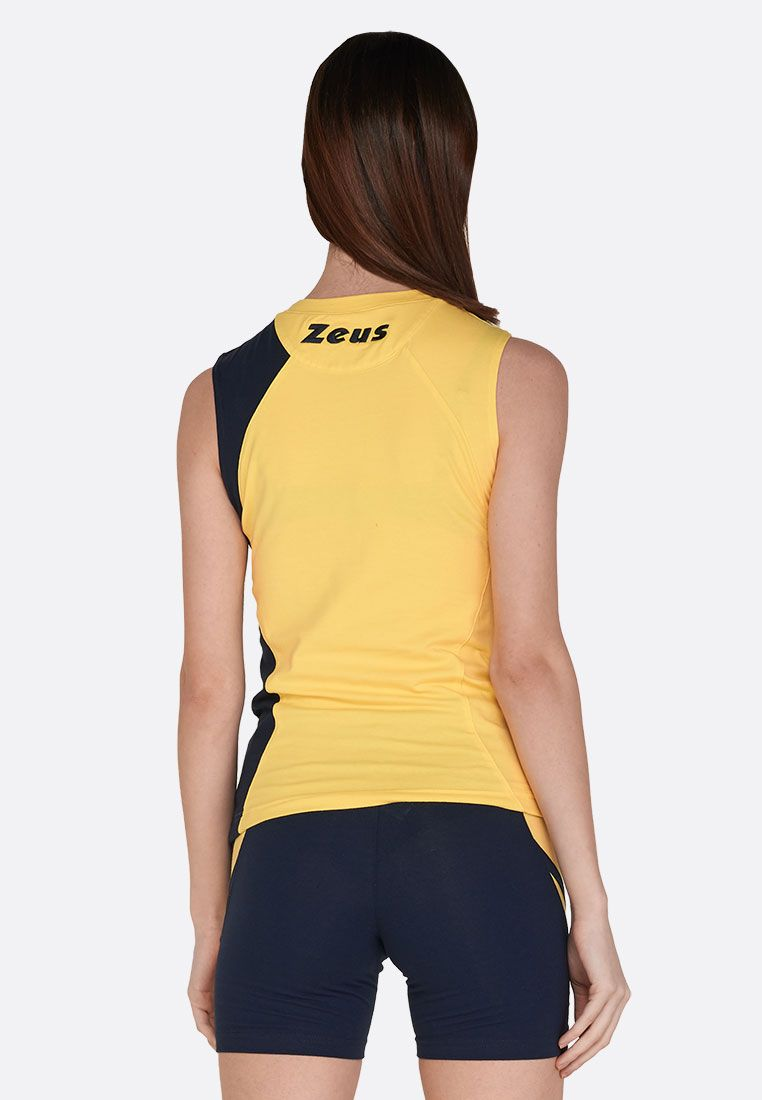 Волейбольная форма (шорты, футболка) Zeus KIT KLIMA GI/BL Z00982