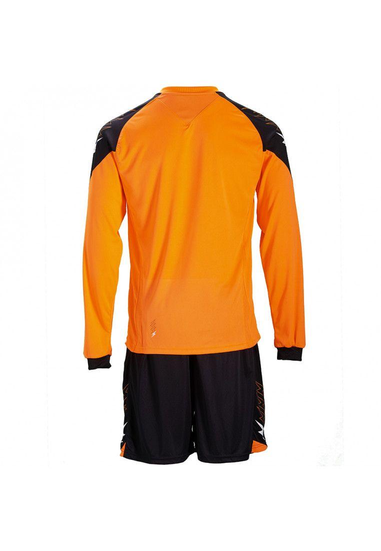 Футбольная форма (шорты, футболка длинный рукав) Zeus KIT ULYSSE M/L AF/NE Z00984