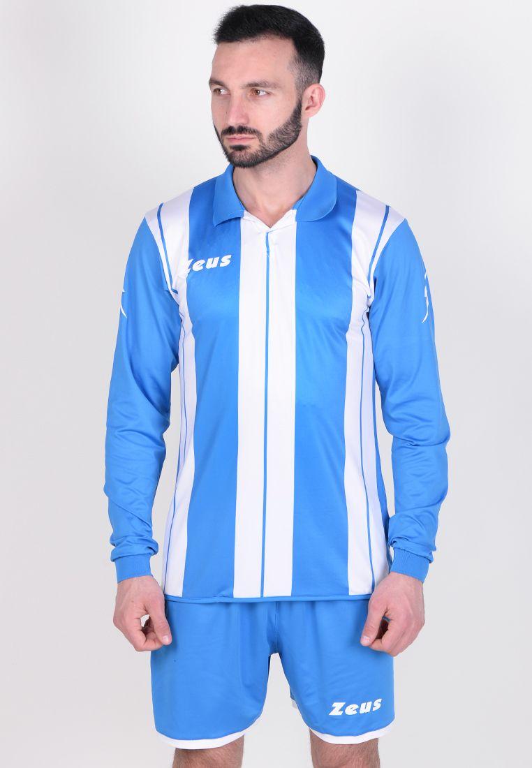 Футбольная форма (шорты, футболка) Zeus KIT PITAGORA RO/BI Z00996