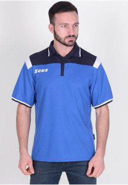 Тенниска Zeus POLO BASIC OLD M/C GRIG Z00374 Тенниска Zeus POLO VESUVIO BL/RO Z00998