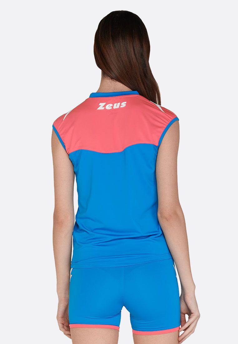 Волейбольная форма (шорты, футболка) Zeus KIT SARA LR/PF Z01005
