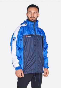 Ветровка Zeus K-WAY RAIN ROYAL Z00318 Ветровка Zeus K-WAY EOLO BL/RO Z01008