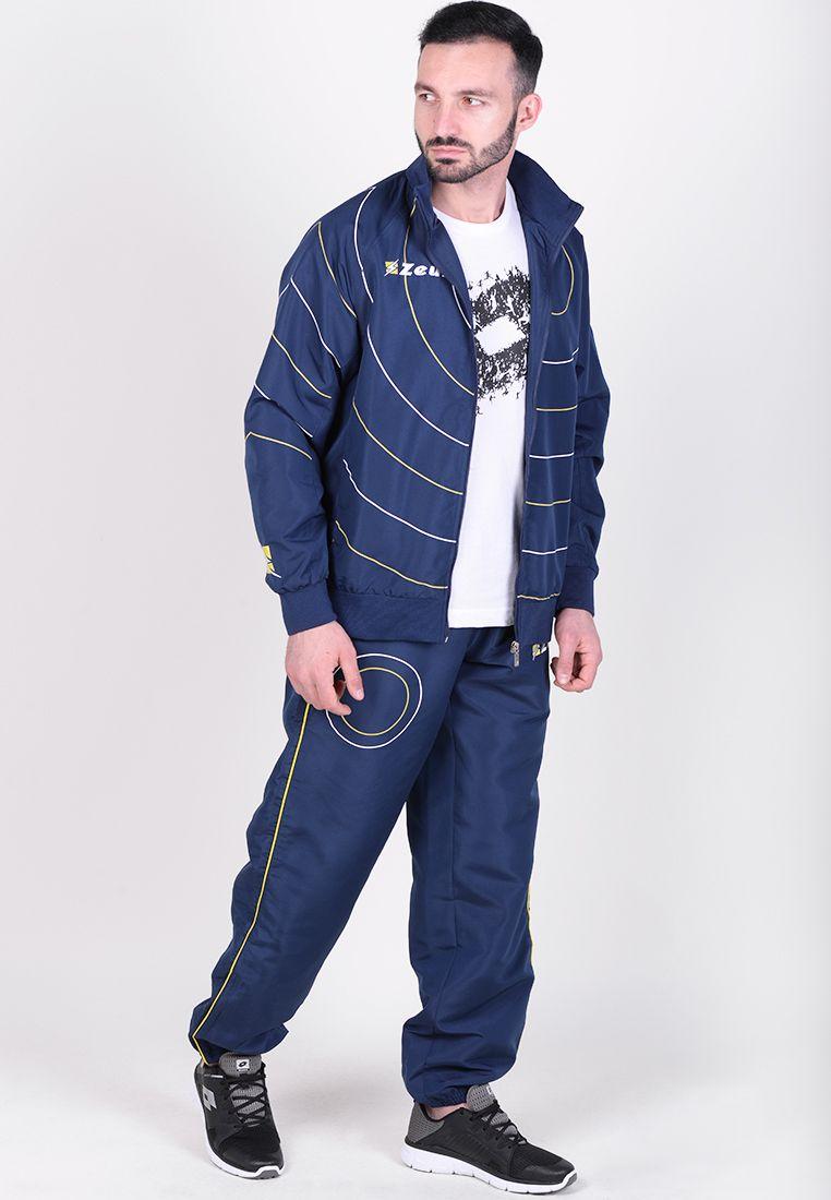 Спортивный костюм Zeus TUTA ORBIT BL/GI Z01010