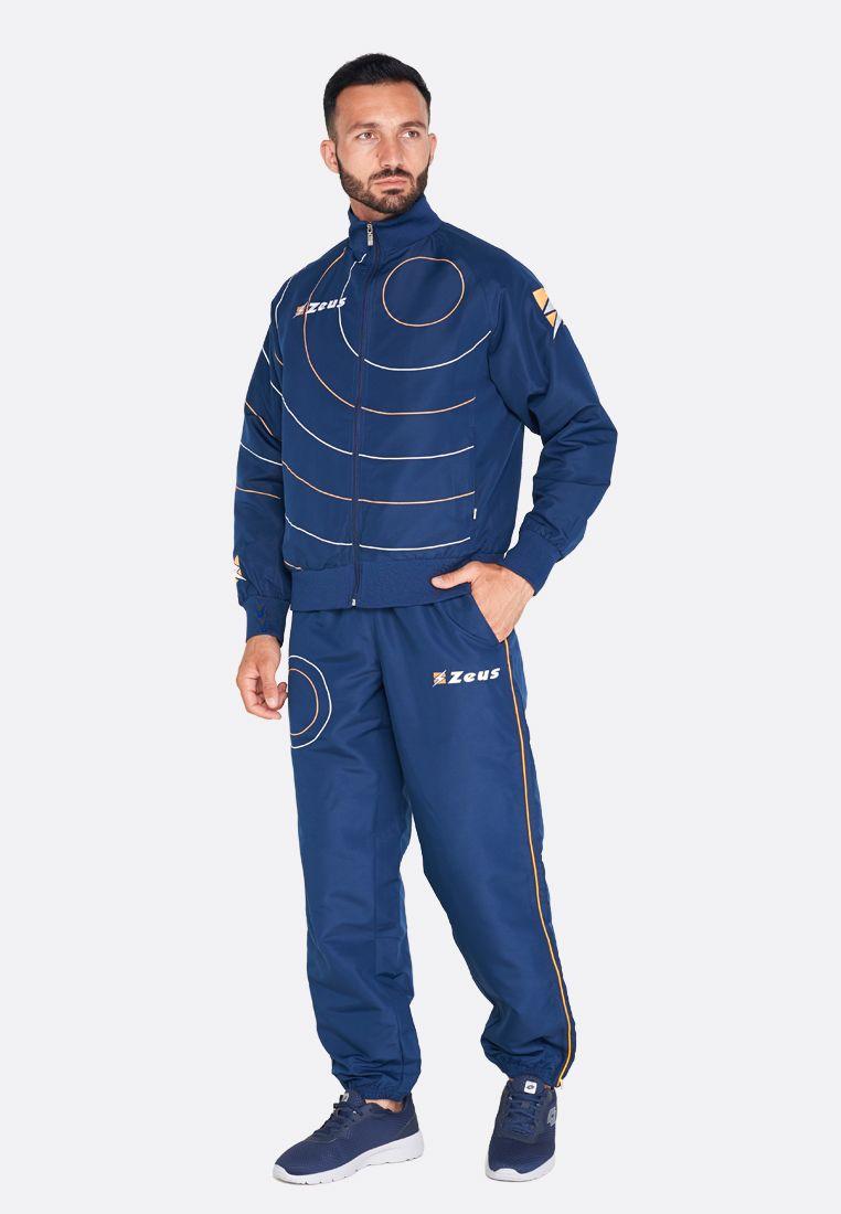 Спортивный костюм Zeus TUTA ORBIT BL/OR Z01011