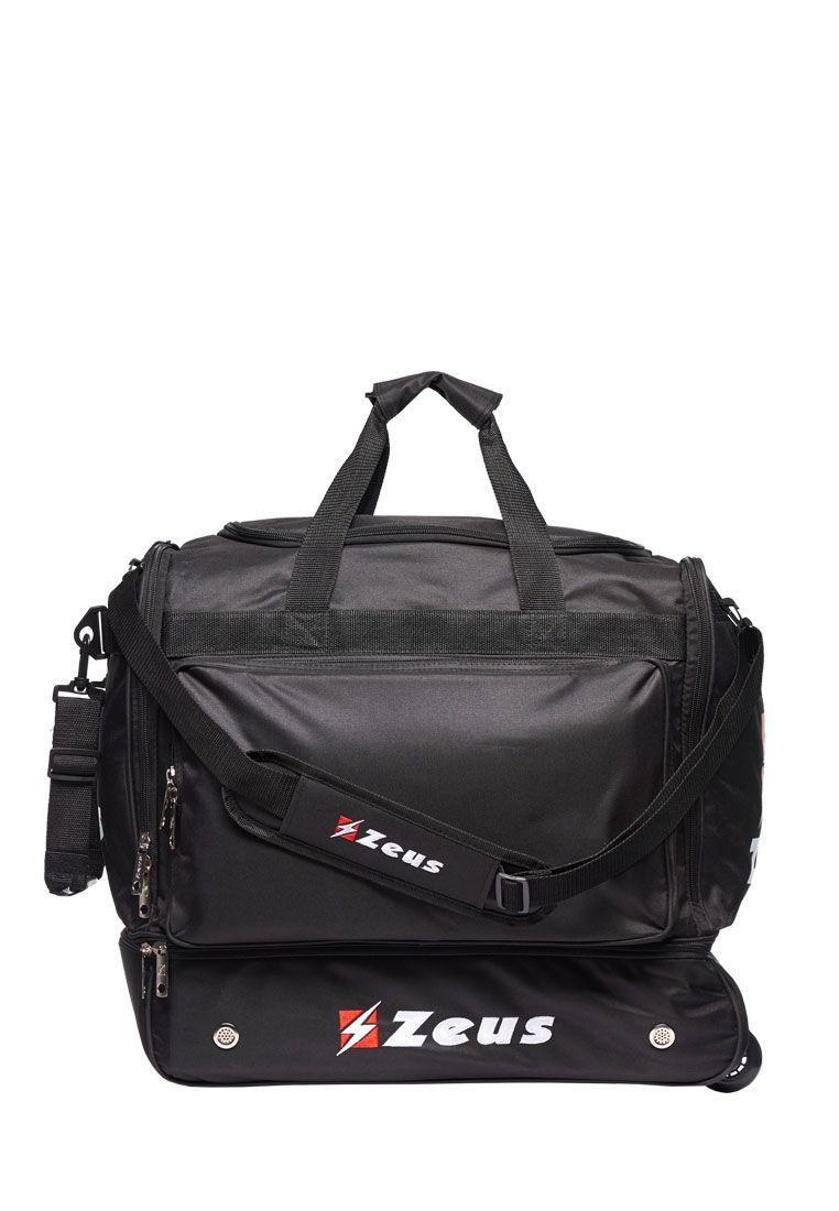 Спортивная сумка Zeus BORSA MINI STAR TROLLEY NERO Z01013