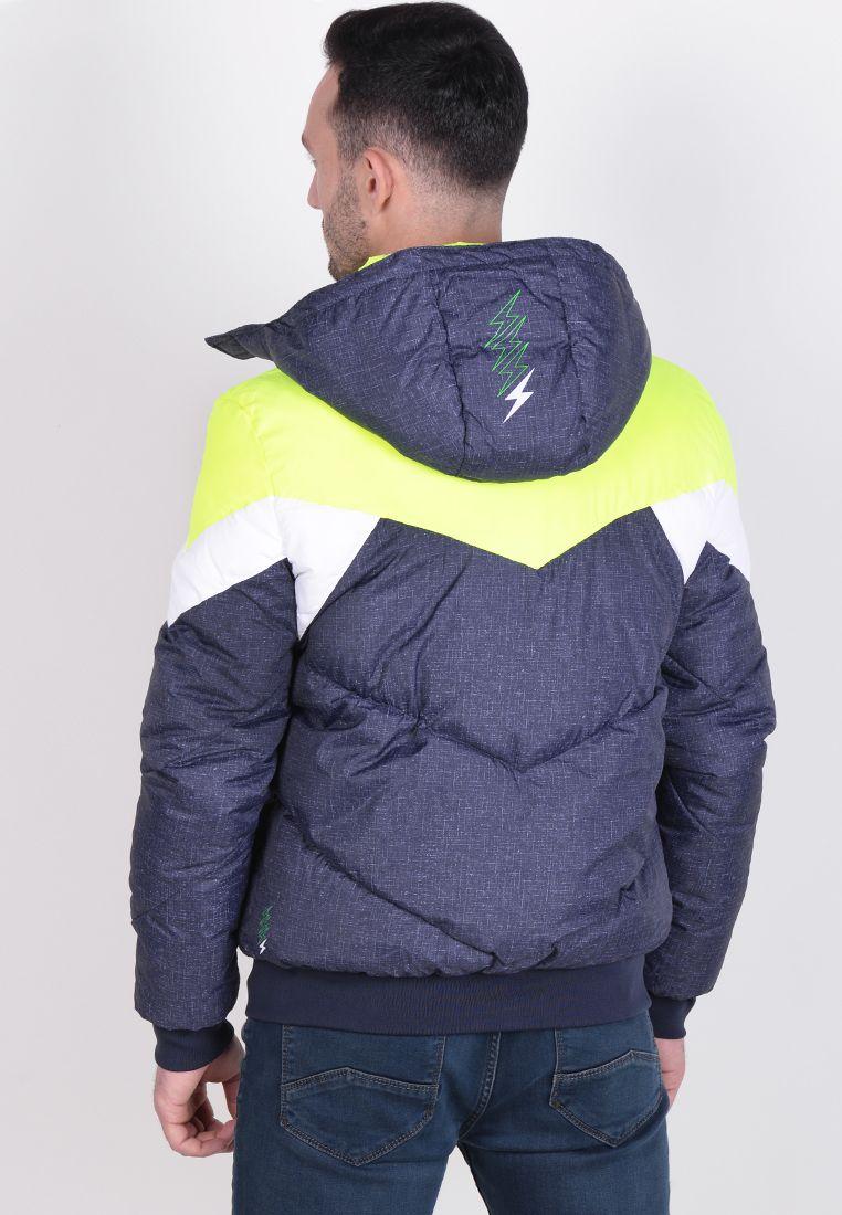 Куртка Zeus GIUBBOTTO CAPUA BL/GF Z01015