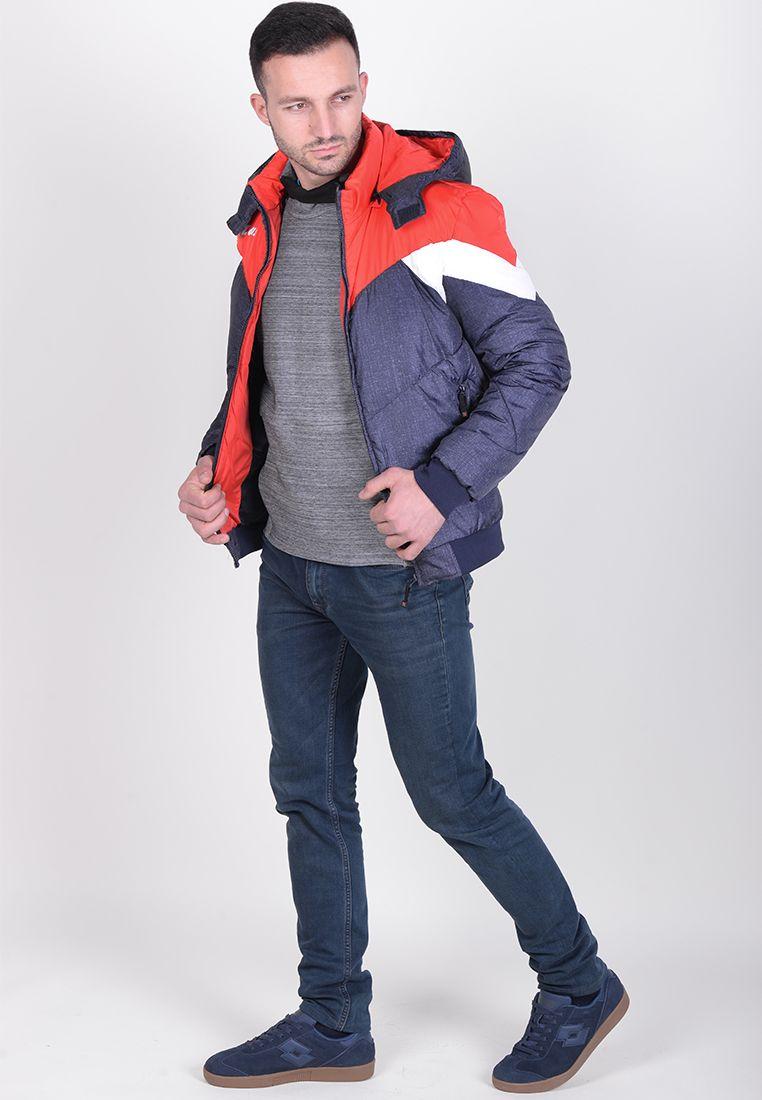 Куртка Zeus GIUBBOTTO CAPUA BL/RE Z01016