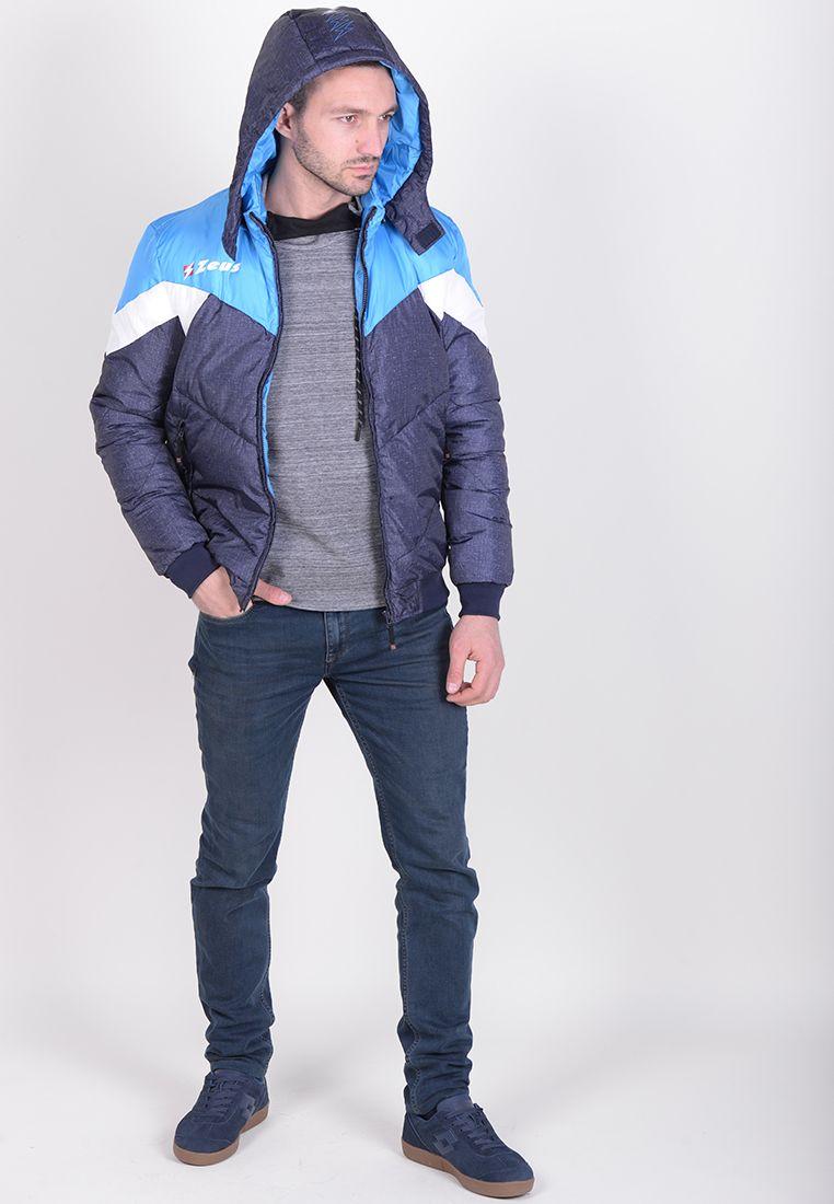 Куртка Zeus GIUBBOTTO CAPUA BL/RO Z01017