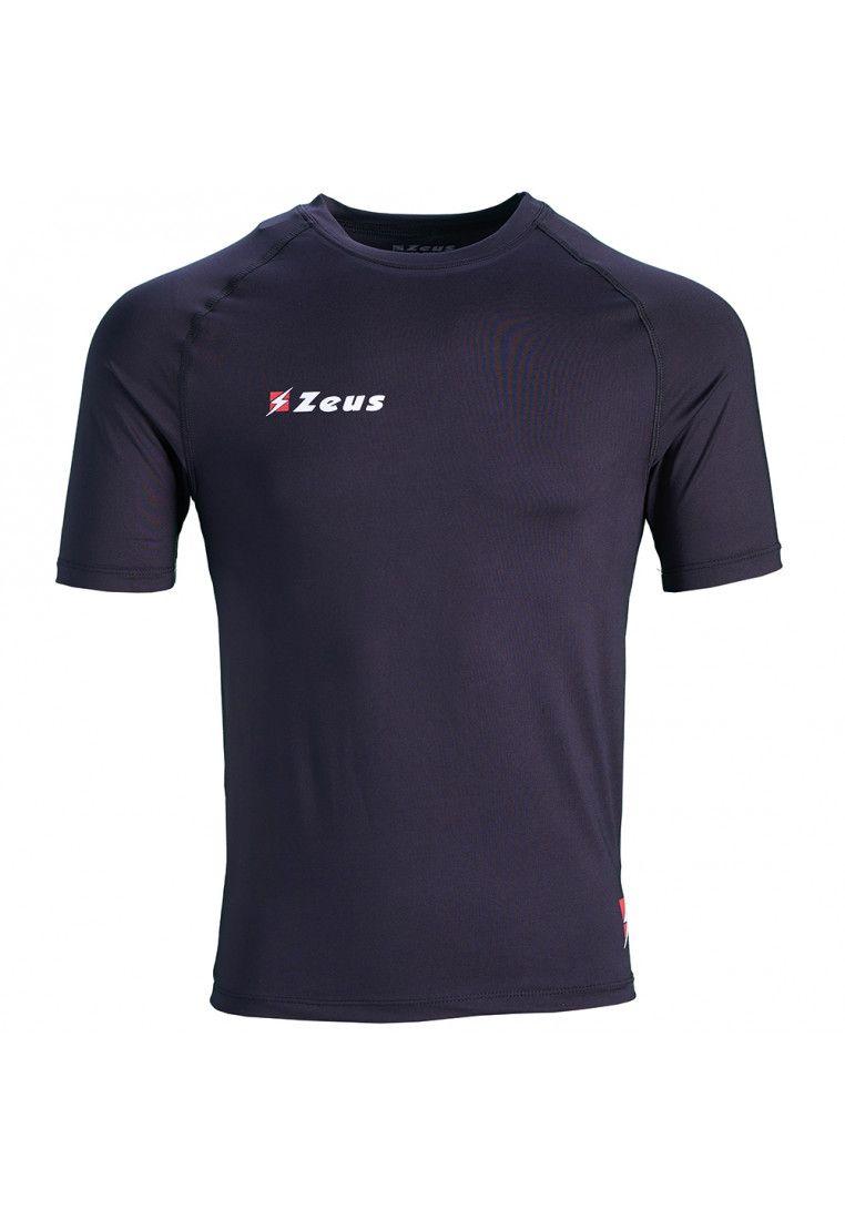 Футболка термо Zeus MAGLIA FISIKO M/C NERO Z01023